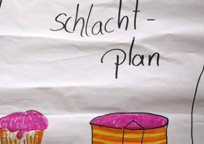 """Kinderakademie """"Von Mörselkuchen bis Mirrorcake"""""""